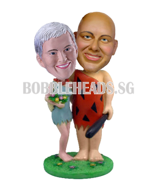 Personalized Couple Bobblehead