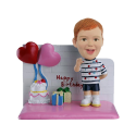 Custom Bobble Head Birthday
