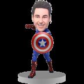 Captain-America-Custom-Bobblehead