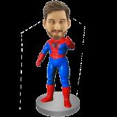 Custom-Bobble-Head-Spider-Man