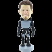 Custom-Robot-Bobble-Head