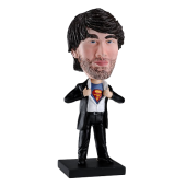 Custom Bobble Head Clark Kent