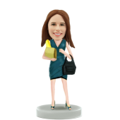 Custom Bobble Head Doll Mother