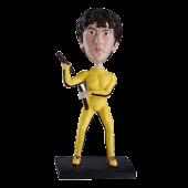Custom Bobble Head Bruce Lee