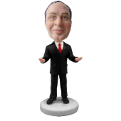 Custom Bobblehead for Boss