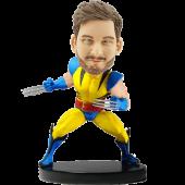 Customized-Marvel-Wolverine-Bobblehead