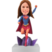Customized-Supergirl-Bobblehead