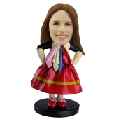 Personalized Dancer Bobble Head