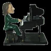 Pianist Custom Bobble head