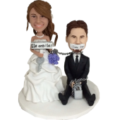 The New Life Wedding Cake Topper
