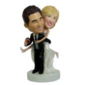 Custom Cake Topper Bobble heads