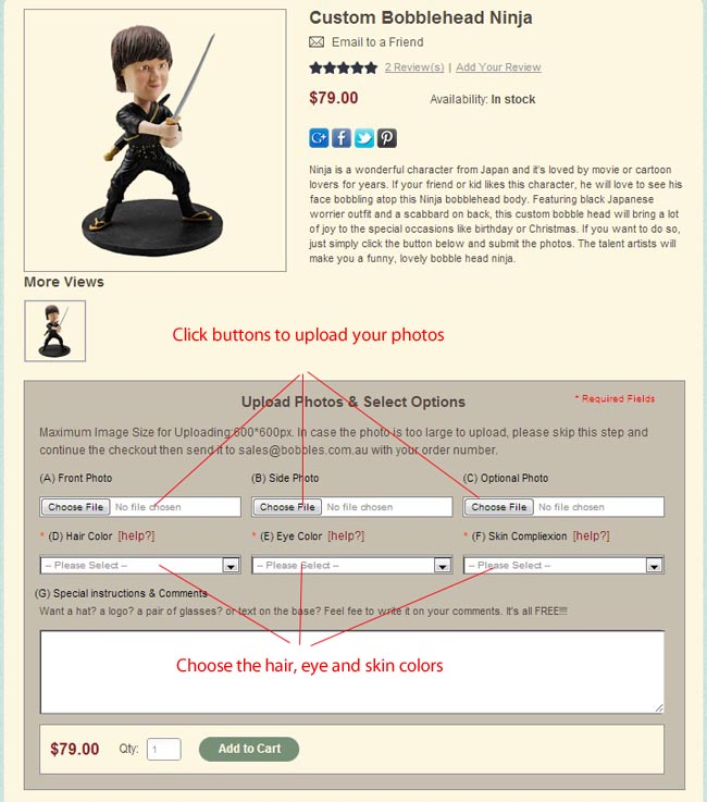 How to purchase bobbleheads