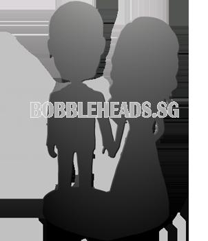Fully Custom Double Bobble heads