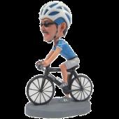 Custom Biker Bobble Head