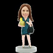 Custom Bobble Head Doll Mother
