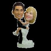 Customised Couple Bobble Head