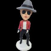MJ Style Custom Bobblehead