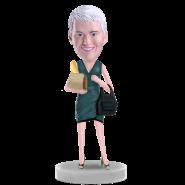 Custom Bobble Head Mother