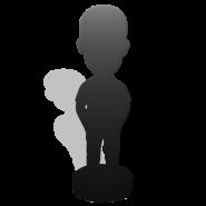 Fully Custom single bobblehead