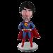 Custom Superman Bobblehead